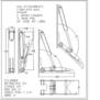ht1845 hydraulic excavator thumb 1