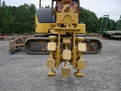 "18"" excavator compaction wheel for most excavators 7,000 to 12,500 lb machines"
