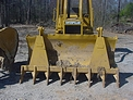 DR-92-8-5X5 dozer root rake installed on a dozer.