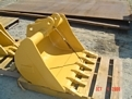 "36"" excavator bucket for machines 10,000 - 14,000 lbs"