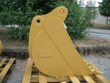 """18\"""" excavator bucket by USA Attachments, built for your machine specifications"""