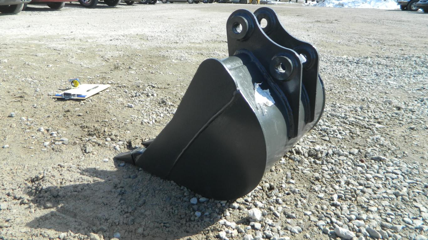Eb624 mini excavator bucket 9