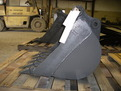 "24"" inch excavator bucket for machines 6,000 - 10,000 lbs"