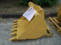 """36\"""" excavator bucket for machines 6,000 - 10,000 lbs. Excavator bucket is built to fit your machine specs."""