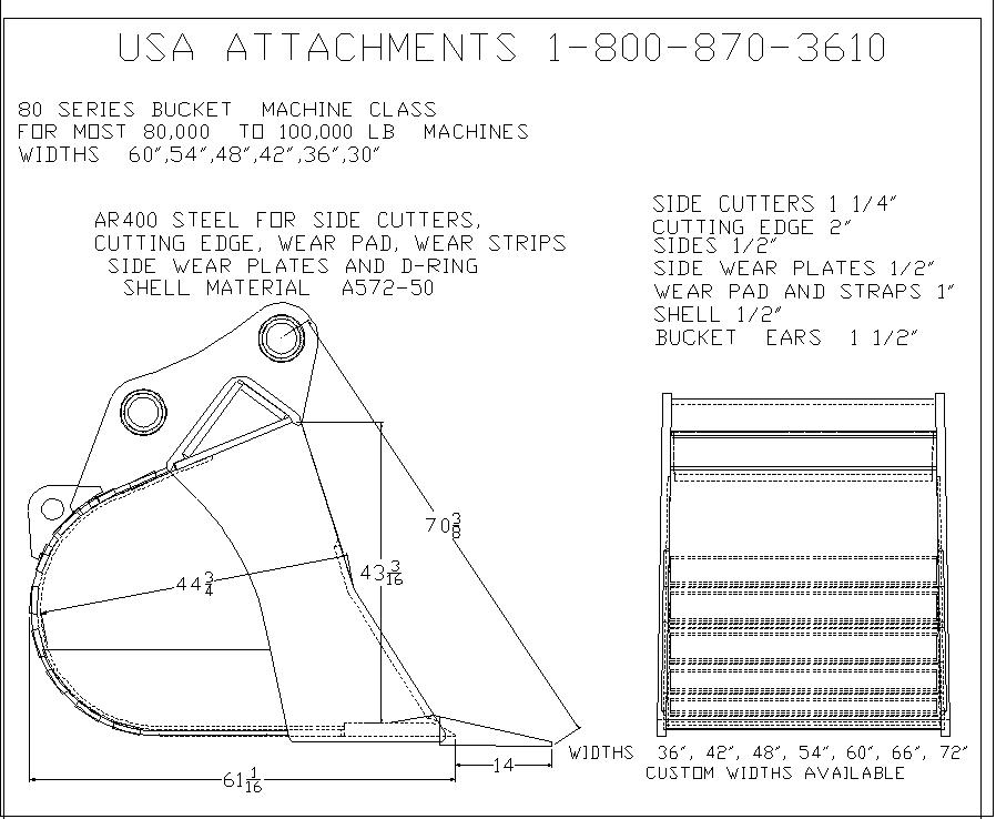 USA ATTACHMENTS 1-800-870-3610 
