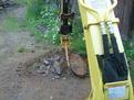 excavator frost ripper 5