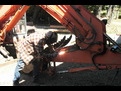 HT1035 hydraulic thumb installed on an excavator