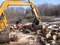 ht1240 hydraulic excavator thumb 6