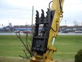 Hydraulic Excavator Thumb Model HT1850