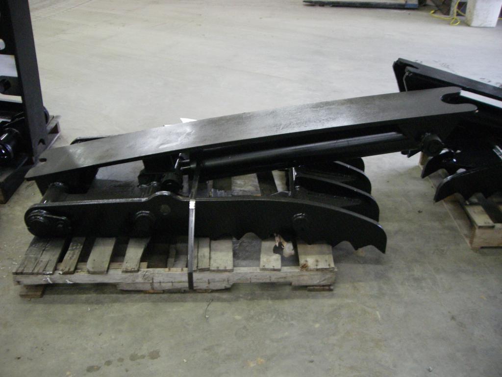 Ht2458 hydraulic excavator thumb 11