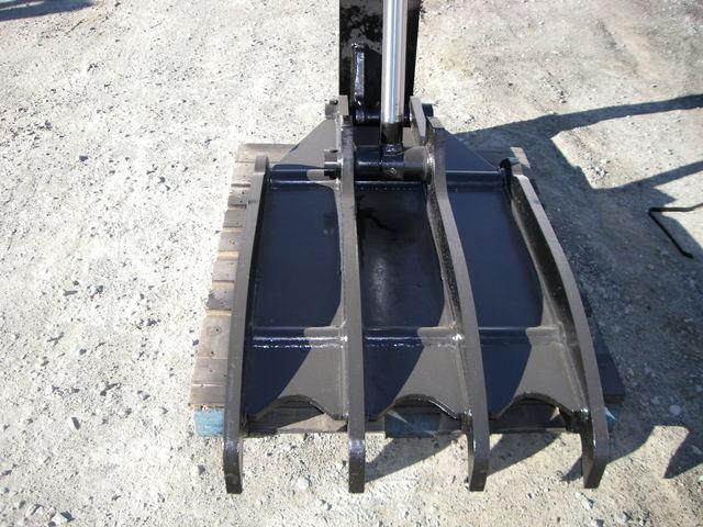 Ht3062 hydraulic excavator thumb 2