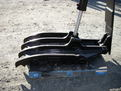 "30"" x 62\"" Hydraulic Excavator Thumb for excavators 50,000 - 60,000 lbs"