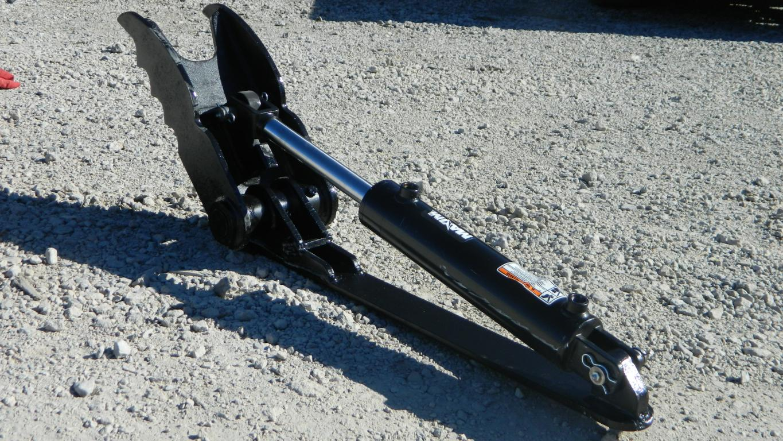 Ht821 mini hydraulic excavator thumb 5