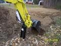 ht830 hydraulic excavator thumb 104