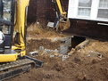 ht830 hydraulic excavator thumb 106
