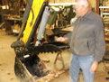 ht830 hydraulic excavator thumb 52
