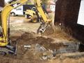 ht830 hydraulic excavator thumb 57