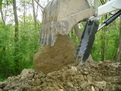 ht830 hydraulic excavator thumb 65