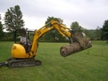 ht830 hydraulic excavator thumb 76