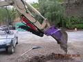 HT830 hydraulic thumb
