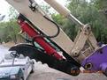 HT830 excavator thumb