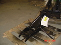 MT1035 mechanical excavator thumb by USA Attachments