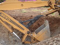 USA Attachments model #MT1035 installed on a CASE excavator