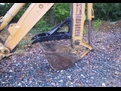 MT1035 excavator thumb on a machine