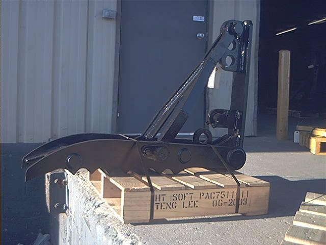 MT1240 excavator thumb