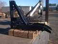 MT1240 excavator backhoe bucket thumb, ready to ship.