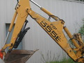 MT1240 thumb on a FORD 555E excavator