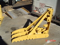 MT1850 mechanical excavator bucket thumb