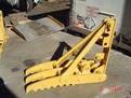 MT1850 mechanical excavator bucket thumb