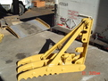 MT1850 mechanical excavator thumb