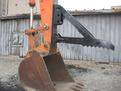 """excavator thumb 30\"""" x 70\"""""""