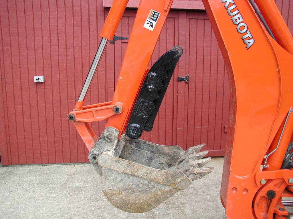 Mini excavator thumb 35