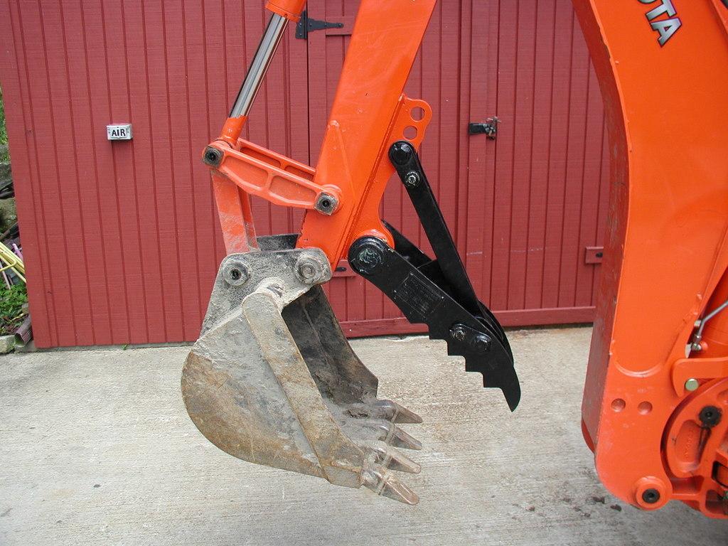 Mini excavator thumb 37