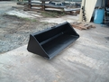 skid steer low profile bucket 2