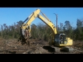 excavator tree stumper for 40 50k machine 14
