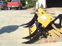 midsize mini excavator tree stumper 3