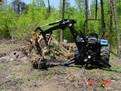 BRADCO 509 EXCAVATOR THUMB + TREE STUMPER