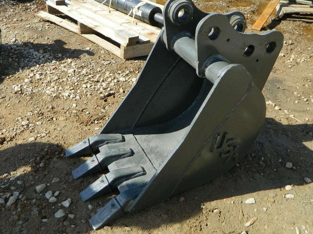 16 pin bucket made to fit kubota u35 kx121 kx71 kx91 2
