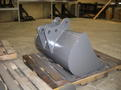 36 pin bucket made to fit kubota u35 kx121 kx71 kx91 2