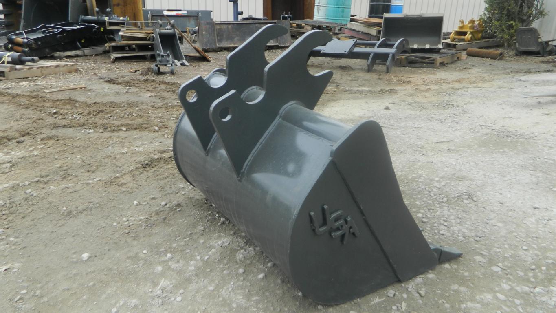 36 inch quick attach bucket fits kubota KX161 KX170 KX191 U45 2